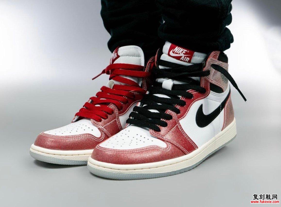 奖杯室Air Jordan 1 Chicago DA2728-100 On-Feet