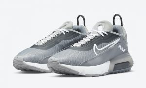 Nike Air Max 2090 Cool Grey CZ1708-001发售日期
