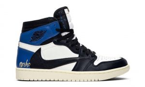 Travis Scott Air Jordan 1 High Royal Release Date