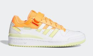 adidas Forum Low Premium Screaming Yellow Tint FY8020发售日期