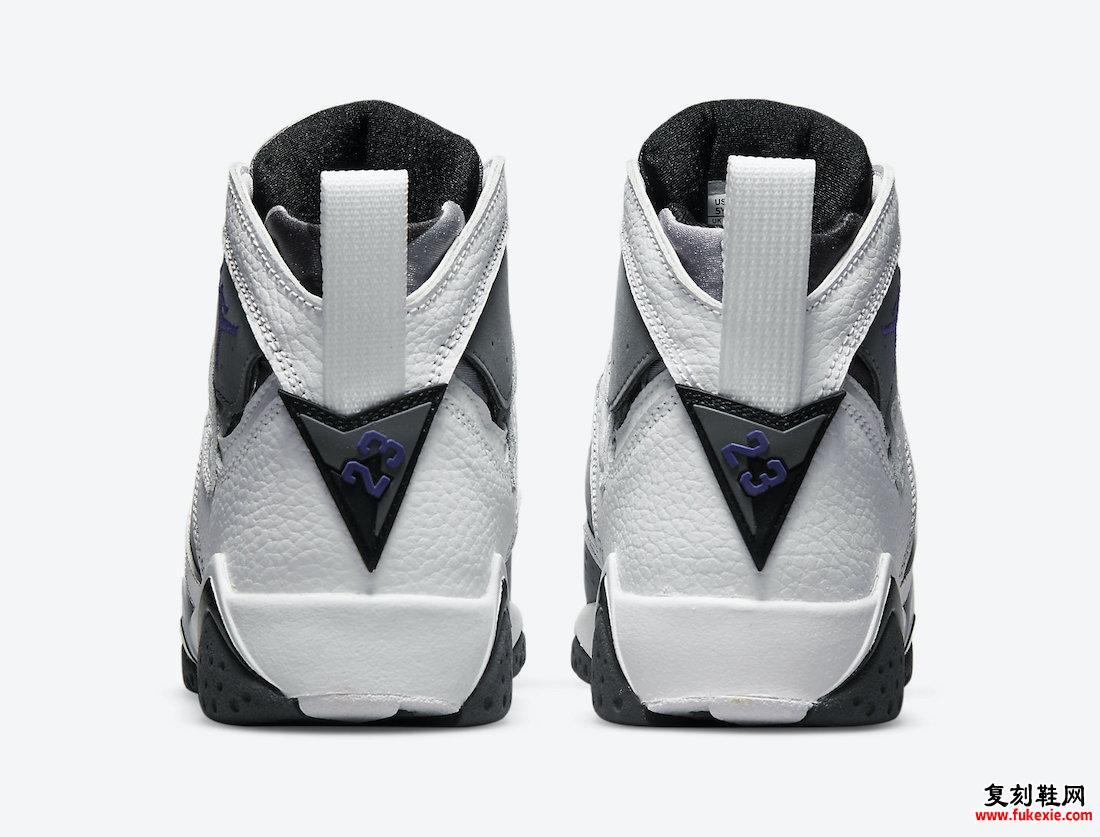 Air Jordan 7 Flint GS DJ2777-100发售日期
