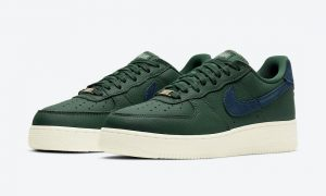 Nike Air Force 1 07 Craft Galactic Jade CV1755-300发售日期
