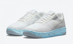 Nike Air Force 1 Crater Flyknit White DC7273-100发售日期