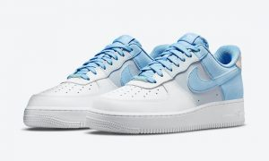Nike Air Force 1 Low Psychic Blue CZ0337-400发售日期