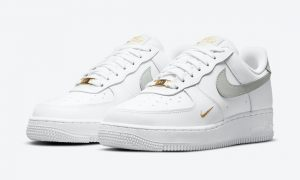 Nike Air Force 1 Low White Gray Gold CZ0270-106发售日期信息
