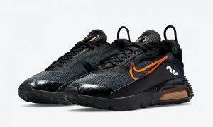 Nike Air Max 2090 Black Orange DJ6883-001发售日期