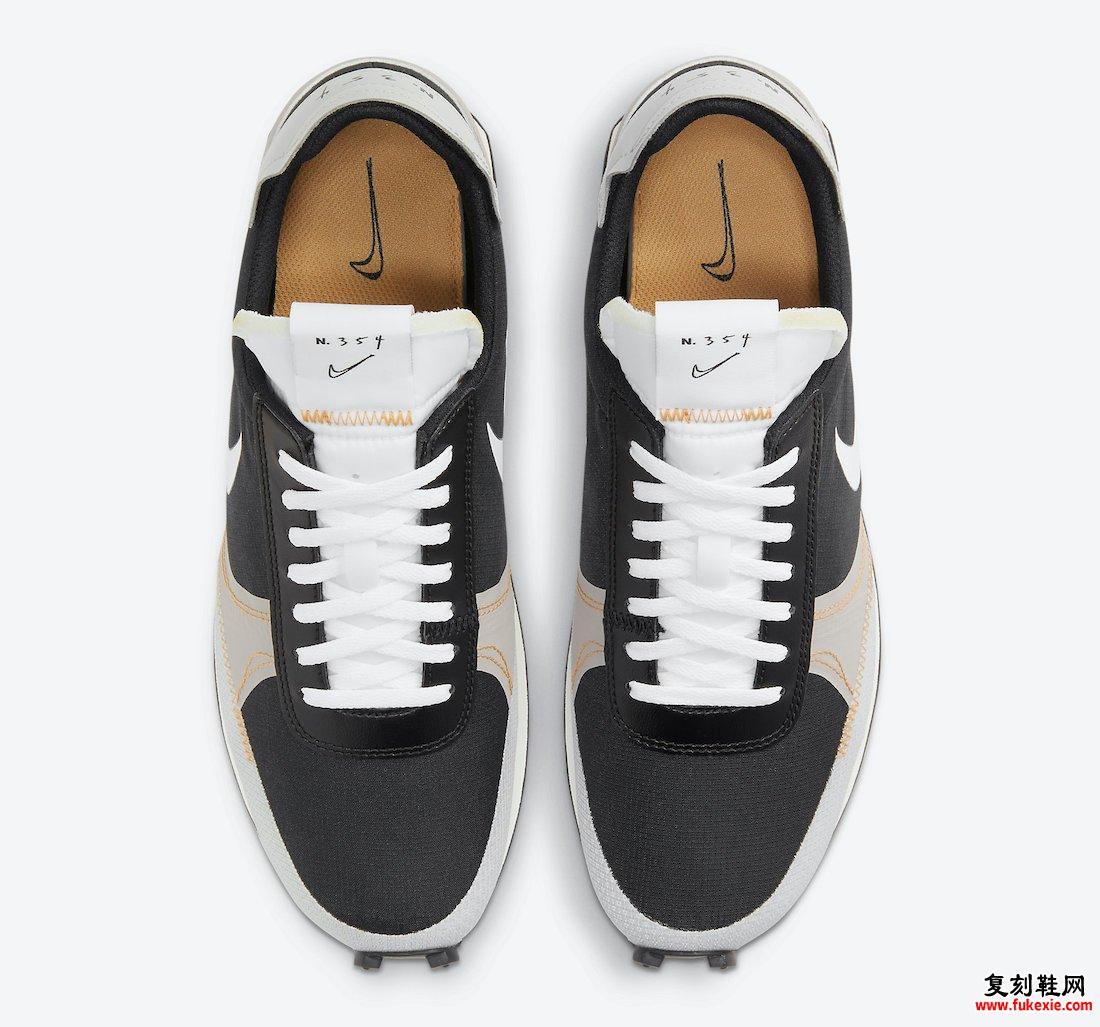 Nike Daybreak Type SE黑色雾CU1756-001发售日期