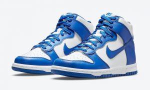 Nike Dunk High Game Royal发布日期信息