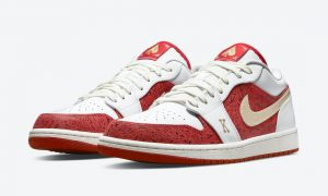 Air Jordan 1 Low Spades DJ5185-100发售日期