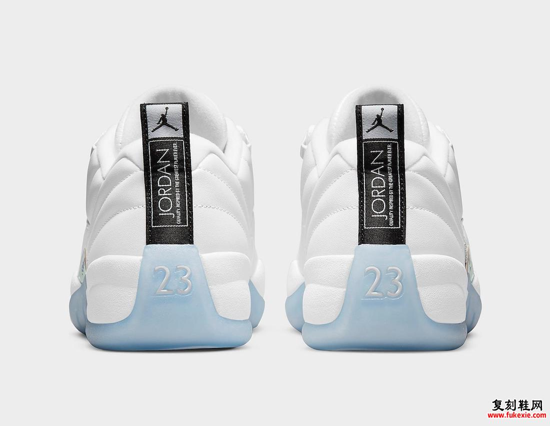 Air Jordan 12 Low Lagoon Pulse DB0733-190发售日期