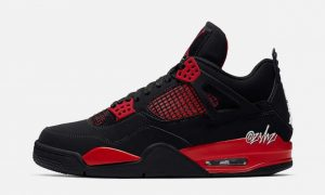 Air Jordan 4 Red Thunder CT8527-016发售日期