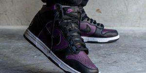 片段Nike Dunk High Beijing DJ0382-600进行中