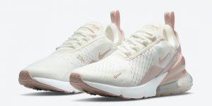 Nike Air Max 270 Sail Pink Beige DM3053-100发售日期