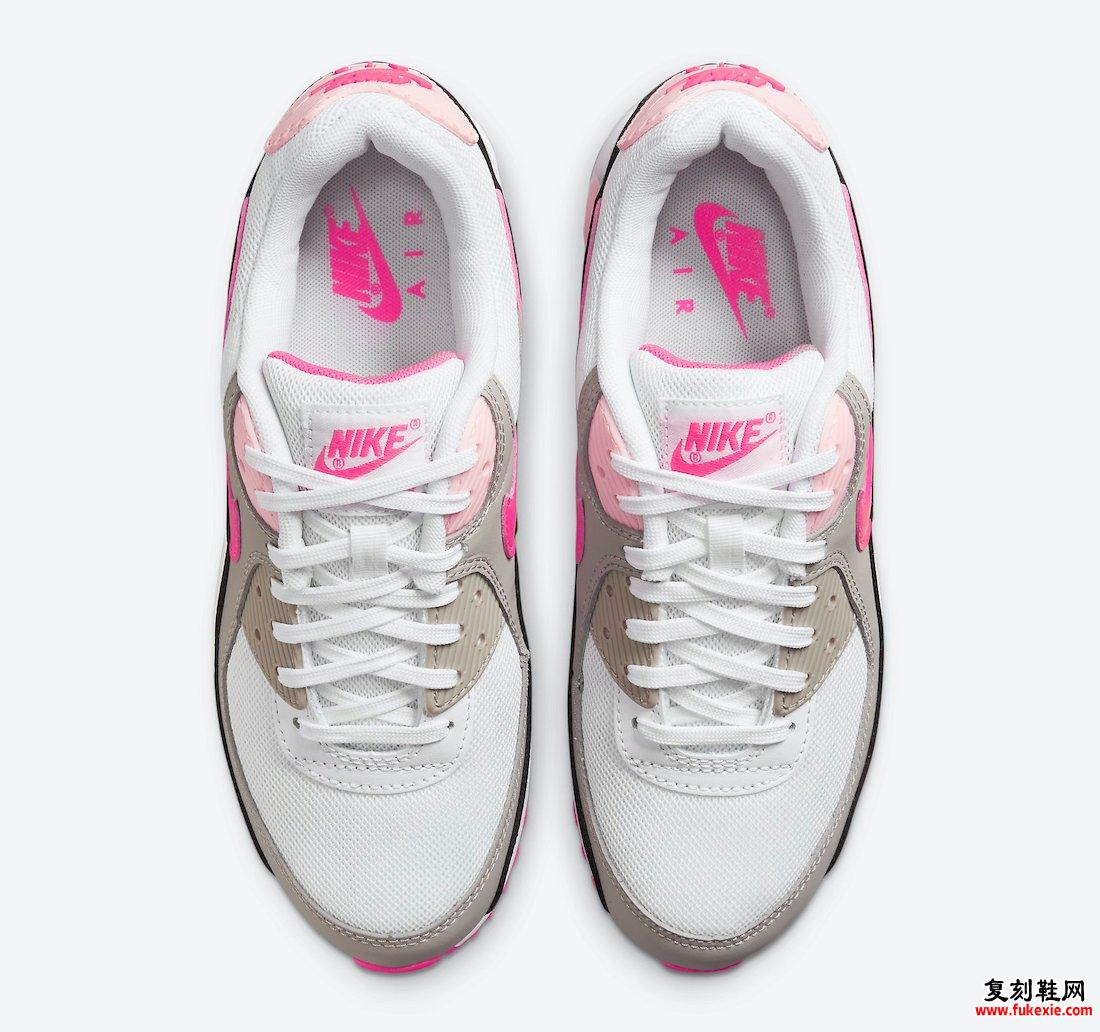 Nike Air Max 90 Pink DM3051-100发售日期