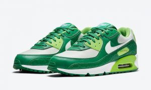 Nike Air Max 90 St.Patricks Day DD8555-300发售日期