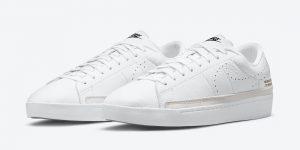 Nike Blazer Low X White Gum DA2045-100发售日期