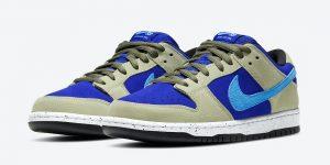 Nike SB Dunk Low青瓷BQ6817-301发售日期