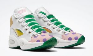 Reebok Question Mid Candy Land GZ8826发售日期