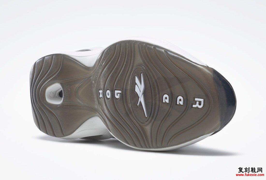 Reebok Question Mid为什么不选择我们黑色脚趾GX5260发售日期