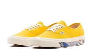 Vans Anaheim Factory Authentic 44 DX Yellow发售日期信息