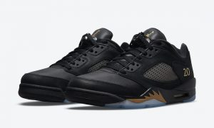 Air Jordan 5 Low Wings Class 2020-2021发售日期