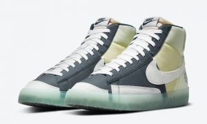 Nike Blazer Mid 77降为零DH4505-400发售日期