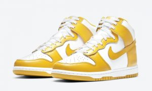 Nike Dunk High Dark Sulphur DD1869-106发售日期价格