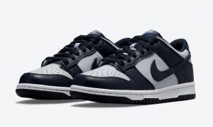 Nike Dunk Low GS乔治敦CW1590-004发售日期