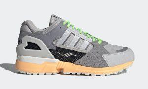 adidas ZX 10000灰色酸性橙FX6978发售日期