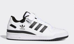 adidas Forum Low白色黑色FY7757发售日期