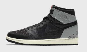 Air Jordan 1 Element Gore-Tex黑色灰色DB2889-001发售日期