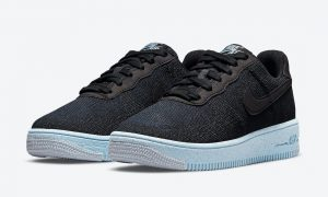 Nike Air Force 1 Crater Flyknit GS DC4831-001发售日期