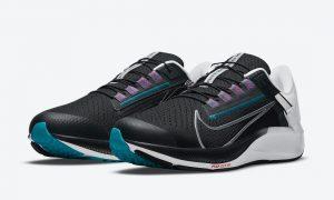 Nike Air Zoom Pegasus 38 FlyEase氯蓝色DA6674-002发售日期