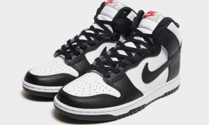 Nike Dunk High White Black University Red DD1869-103发售日期信息