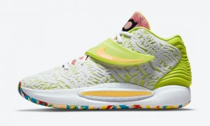 Nike KD 14 Cyber CZ0170-101发售日期