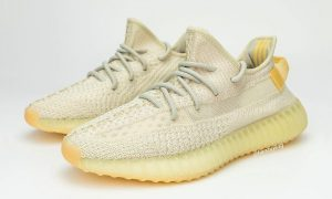 adidas Yeezy Boost 350 V2 Light UV发售日期