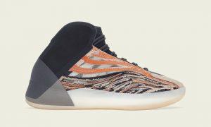adidas Yeezy Quantum Flash Orange GW5314发售日期