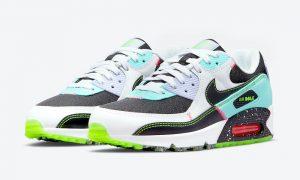 Nike Air Max 90 Exeter Edition DJ5922-001发售日期