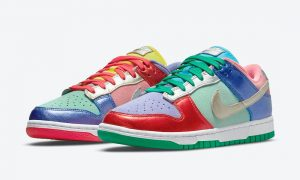Nike Dunk Low Sunset Pulse DN0855-600发售日期