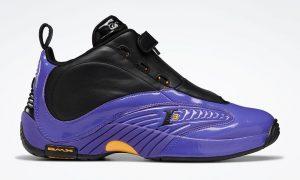 Reebok Answer 4 IV Lakers G55119发售日期信息