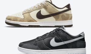 Nike Dunk Low Cheetah Zebra Animal Pack 发布日期