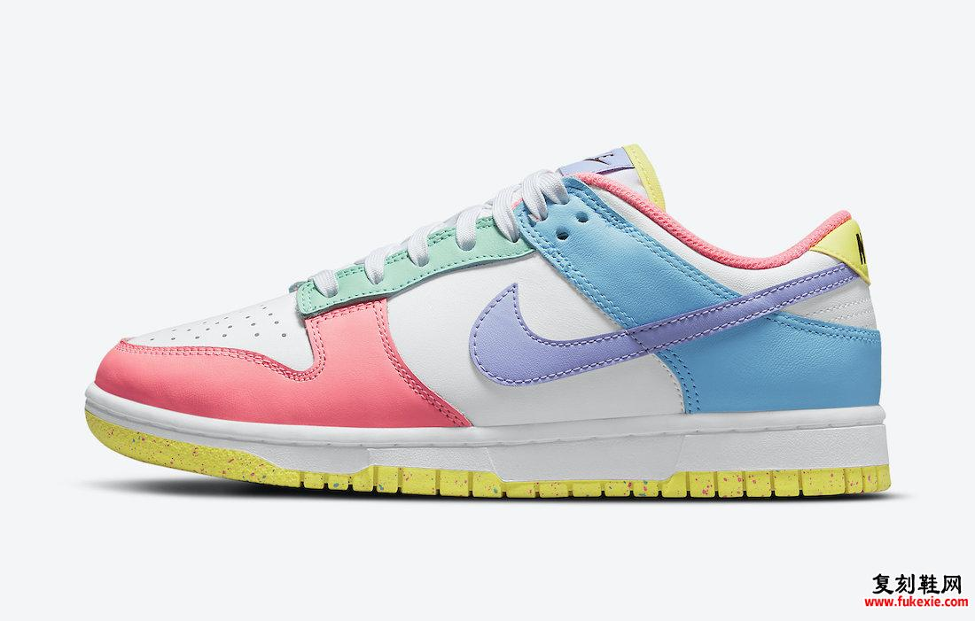 Nike Dunk Low Easter DD1872-100 发布日期