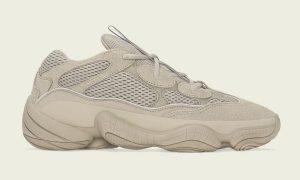 adidas Yeezy 500 Taupe Light 发布信息价格