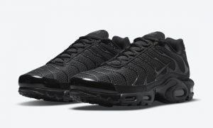Nike Air Max Plus Triple Black DB0682-001 发布日期信息