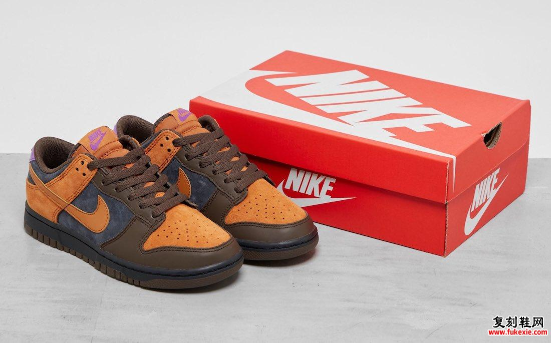 Nike Dunk Low Cider DH0601-001 发布日期信息