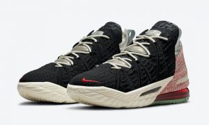 Nike LeBron 18 Goat CQ9283-008 发布日期信息
