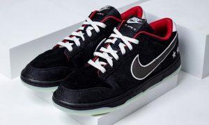 英雄联盟 LPL Nike Dunk Low DO2327-011 发售日期