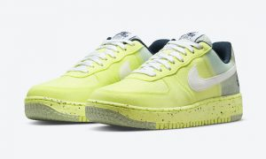 Nike Air Force 1 Crater Lemon Twist DH2521-700 发布日期