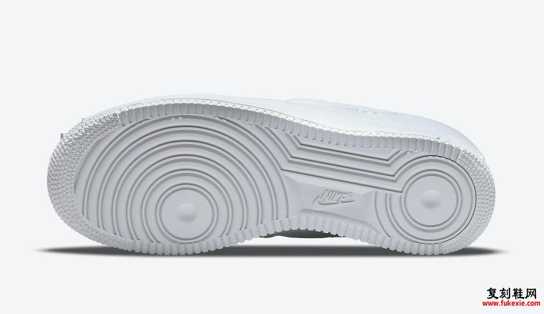 Nike Air Force 1 Low Experimental DB2197-001 发布日期