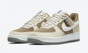 Nike Air Force 1 Low Toasty DC8871-200 发布日期